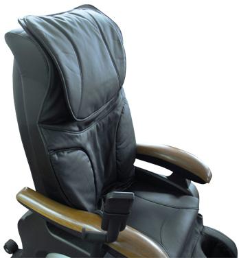 Fauteuil de massage fauteuil massage ic 1017 de icomfort - Fauteuil massage dos ...