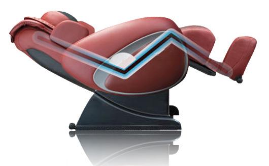 Fauteuil de massage fauteuil massage jade de massage - Fauteuil massage dos ...